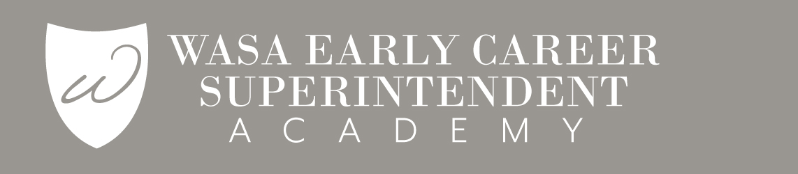 Early Career Superintendent Academy